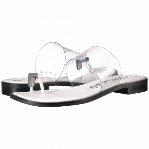 カルバンクライン CALVIN KLEIN レディース 【 Tamar 】 White Patent/lucite