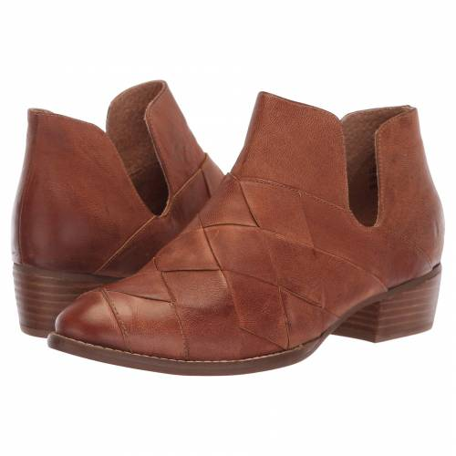 SEYCHELLES ディープ レディース 【 Deep Sea Bootie 】 Cognac Leather