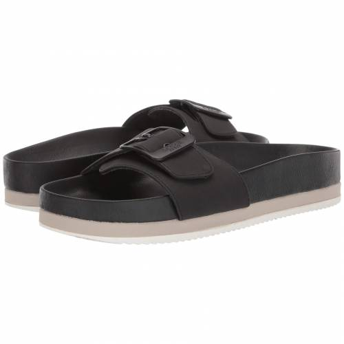 DR. SCHOLL'S コレクション レディース 【 Laid Back - Original Collection 】 Black Smooth