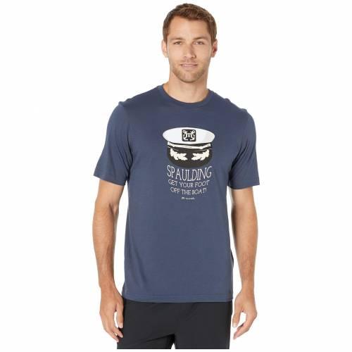 TRAVISMATHEW メンズファッション トップス Tシャツ カットソー メンズ 【 Spaulding Top 】 Mood Indigo