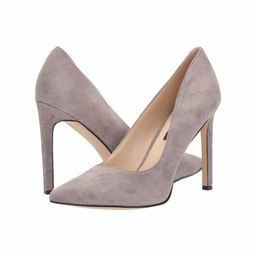 NINE WEST ポンプ 灰色 グレ 【 PUMP NINE WEST TATIANA LIGHT GREY 】