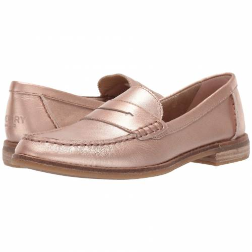 SPERRY ペニー レディース 【 Seaport Penny 】 Rose Gold