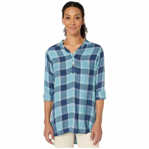 MOUNTAIN KHAKIS 【 MOUNTAIN KHAKIS JOSIE TUNIC BLUEGRASS 】 レディースファッション トップス Tシャツ カットソー