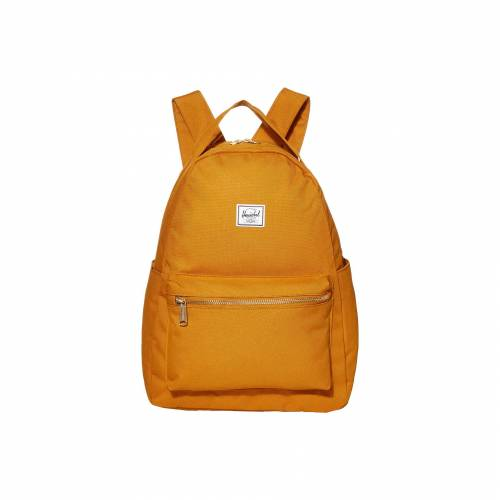 HERSCHEL SUPPLY CO. バッグ ユニセックス 【 Nova Mid-volume 】 Buckthorn Brown