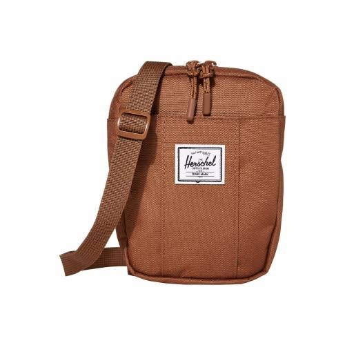 HERSCHEL SUPPLY CO. バッグ ユニセックス 【 Cruz 】 Saddle Brown