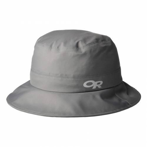 OUTDOOR RESEARCH バッグ キャップ 帽子 メンズキャップ ユニセックス 【 Intersteller Rain Bucket 】 Pewter