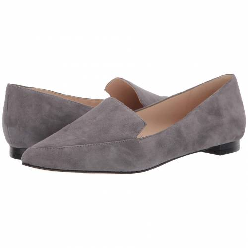 NINE WEST レディース 【 Abay Flat 】 Suited Slate
