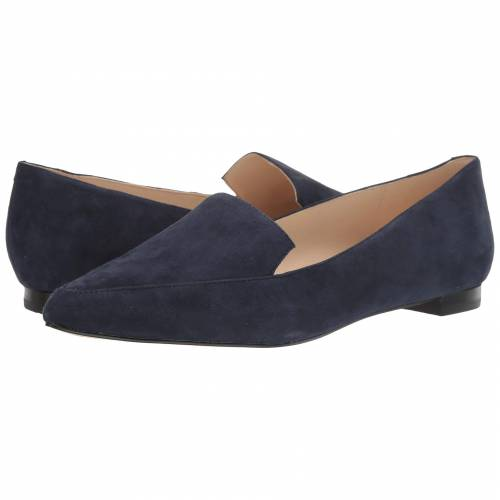 NINE WEST 紺 ネイビー 【 NAVY NINE WEST ABAY FLAT FRENCH 】