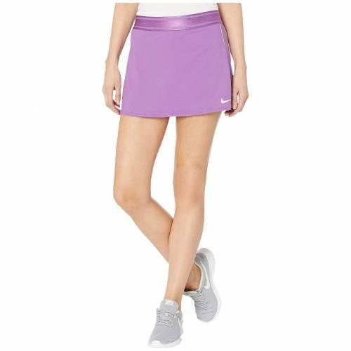 ナイキ NIKE カウント レディースファッション ボトムス スカート レディース 【 Court Dry Skirt Stretch 】 Purple Nebula/white/white/white