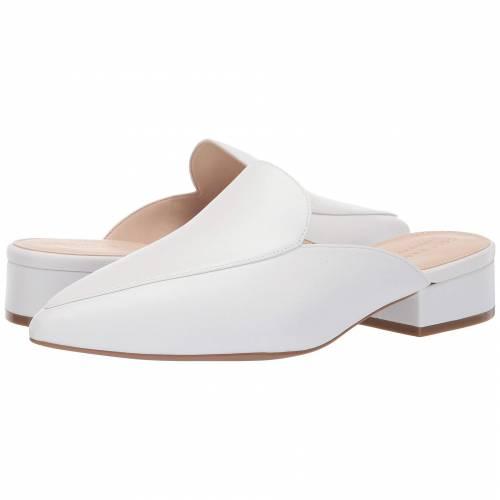 【スーパーセール中! 6/11深夜2時迄】コールハーン COLE HAAN レディース 【 Piper Mule 】 Optic White Leather