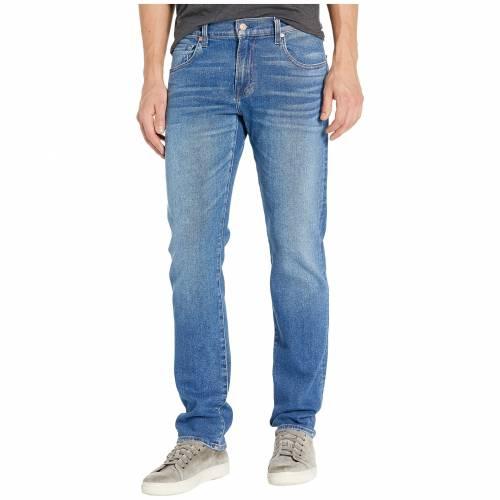セブンフォーオールマンカインド 7 FOR ALL MANKIND 【 7 FOR ALL MANKIND THE STRAIGHT TAPERED ALVARADO 】 メンズファッション ズボン パンツ