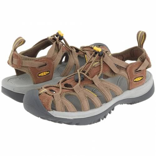 KEEN レディース 【 Whisper 】 Coffee Liqueur/keen Yellow
