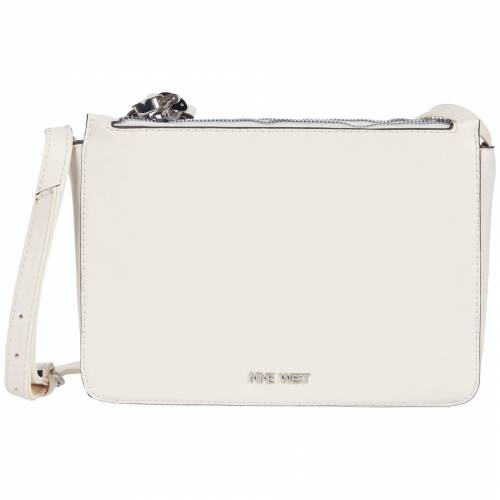 NINE WEST バッグ レディース 【 Prosper Mini Nyla Crossbody 】 Chalk