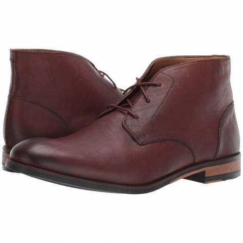 クラークス CLARKS フローレス メンズ ブーツ 【 Flow Top 】 British Tan Leather