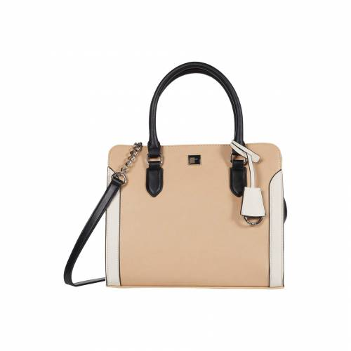 NINE WEST タイム カーキ 【 NINE WEST CORALIA ME TIME SATCHEL KHAKI MULTI 】 バッグ