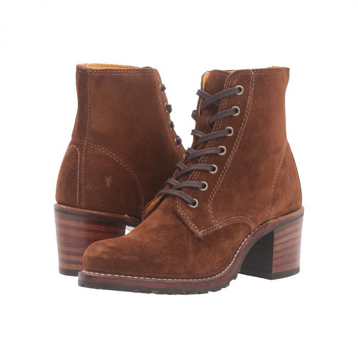 【海外限定】ブーツ 【 SABRINA 6G LACE UP 】