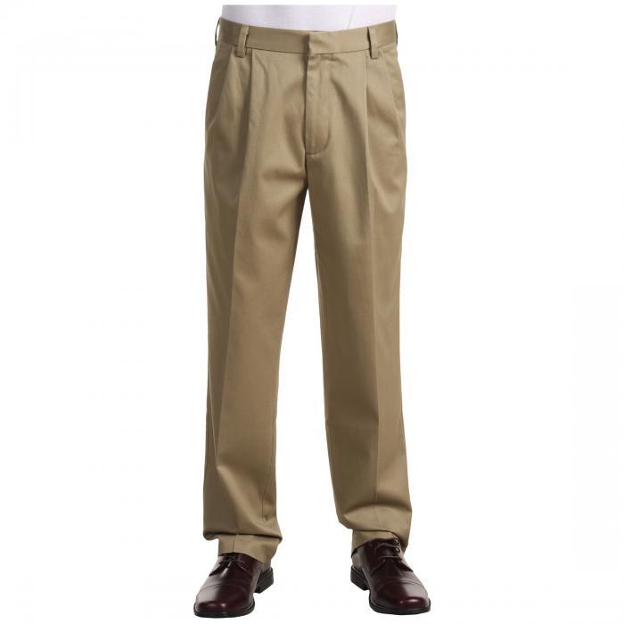 【海外限定】カーキ クラシック ズボン パンツ 【 SIGNATURE KHAKI D3 CLASSIC FIT PLEATED 】