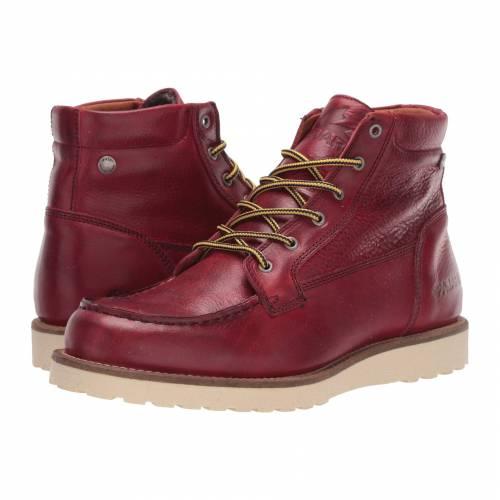 PAJAR CANADA 赤 オックスブラッド 【 PAJAR CANADA LOGGER OXBLOOD WINE 】 メンズ ブーツ