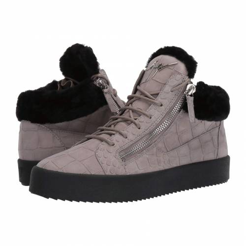 GIUSEPPE ZANOTTI スニーカー 【 GIUSEPPE ZANOTTI MAY LONDON SHEARLING SNEAKER SLOANE 】 メンズ スニーカー