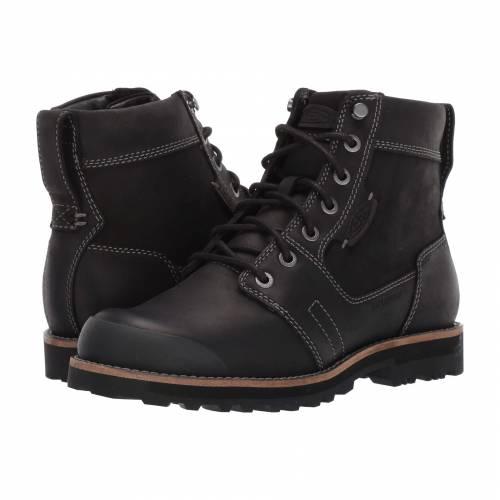 KEEN 黒 ブラック 【 BLACK KEEN THE ROCKER II 】 メンズ ブーツ