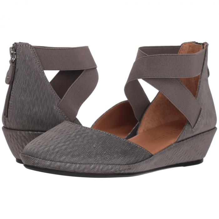 GENTLE SOULS BY KENNETH COLE レディース 【 Noa 】 Ash Embossed Leather