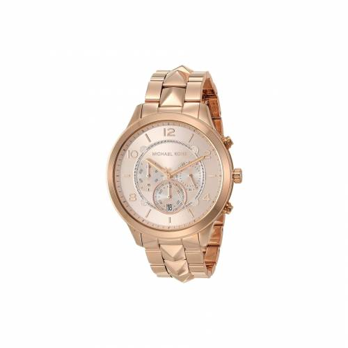 MICHAEL KORS ローズ 金色 ゴールド 【 ROSE MICHAEL KORS MK6713 RUNWAY MERCER GOLD 】 腕時計 レディース腕時計