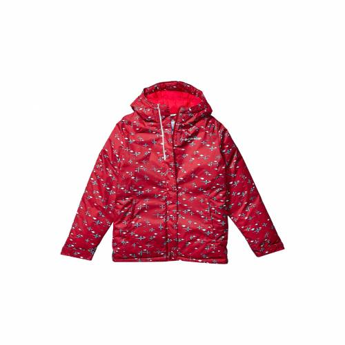 コロンビアキッズ COLUMBIA KIDS RIDE・・ 【 COLUMBIA KIDS HORIZON JACKET TODDLER POMEGRANATE STAR FLIES 】 キッズ ベビー マタニティ コート
