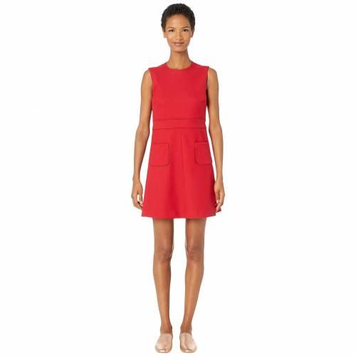RED VALENTINO 赤 レッド テック ドレス ディープ 【 RED VALENTINO TRICOTINE TECH DRESS DEEP REP 】 レディースファッション ワンピース