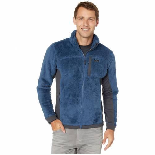 HELLY HANSEN ノース 青 ブルー 【 BLUE HELLY HANSEN JUELL PILE JACKET NORTH SEA 】 メンズファッション コート ジャケット