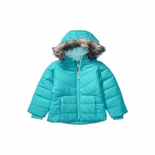 コロンビアキッズ COLUMBIA KIDS CREST・・ 【 COLUMBIA KIDS KATELYN JACKET LITTLE BIG GEYSER SPRAY 】 キッズ ベビー マタニティ コート