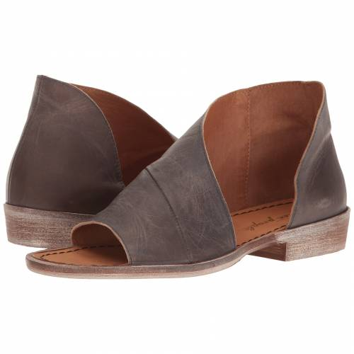FREE PEOPLE フリー ブランク 灰色 グレ 【 FREE PEOPLE MONT BLANC SANDAL DARK GREY 】