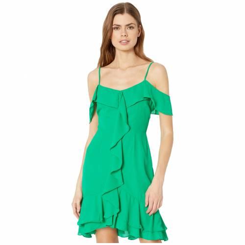 ビービーダコタ BB DAKOTA ドレス 緑 グリーン 【 GREEN BB DAKOTA MAKE AN ENTRANCE DRESS PEPPER 】 レディースファッション ドレス