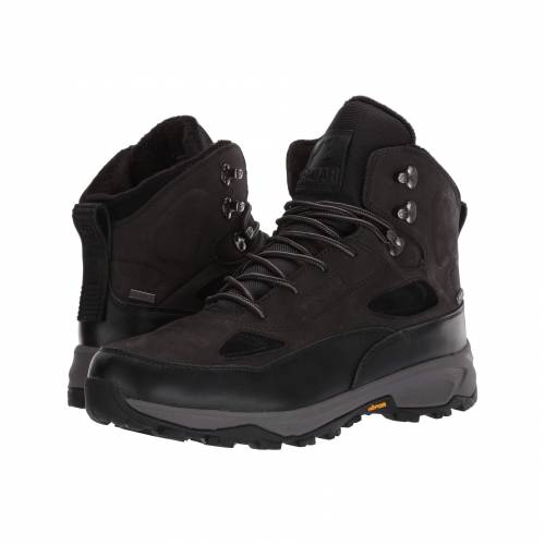 PAJAR CANADA 黒 ブラック 【 BLACK PAJAR CANADA TOWERS 】 メンズ ブーツ