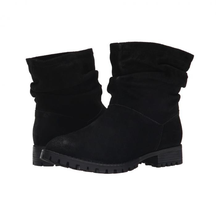 チャイニーズランドリー CHINESE LAUNDRY 黒 ブラック 【 BLACK CHINESE LAUNDRY FLIP SLOUCH BOOTIE BURNISHED 】