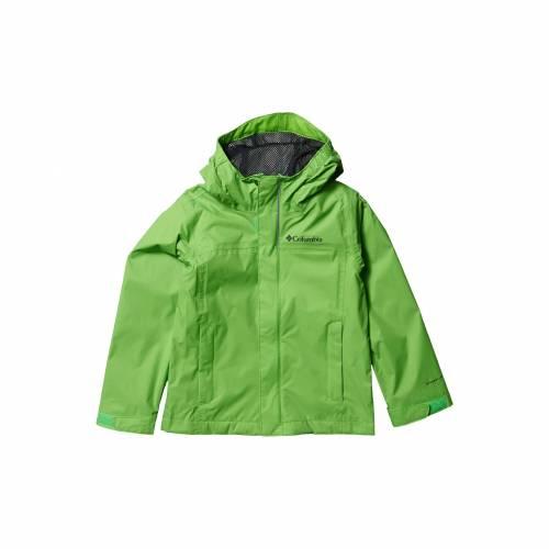 コロンビアキッズ COLUMBIA KIDS 緑 グリーン WATERTIGHT・・ 【 GREEN COLUMBIA KIDS JACKET LITTLE BIG MAMBA 】 キッズ ベビー マタニティ コート