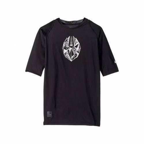 ナイキ キッズ NIKE KIDS グラフィック Tシャツ 黒 ブラック 灰色 グレ 白 ホワイト 【 BLACK WHITE NIKE KIDS FOOTBALL GRAPHIC TSHIRT BIG DARK GREY 】 インナー 下着 ナイトウエア ユニセックス 下 レッグ