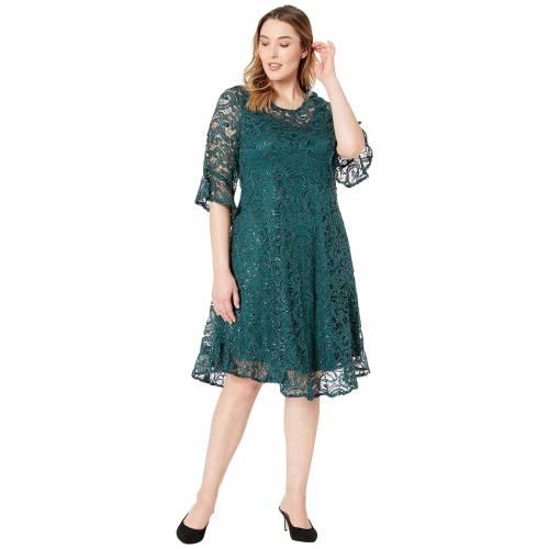 KIYONNA ドレス シティ 【 KIYONNA SOPHIA SEQUIN LACE DRESS EMERALD CITY 】 レディースファッション ワンピース