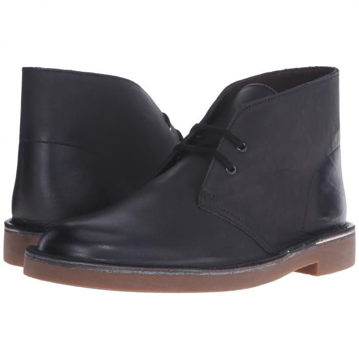クラークス CLARKS メンズ ブーツ 【 Bushacre 2 】 Black Leather