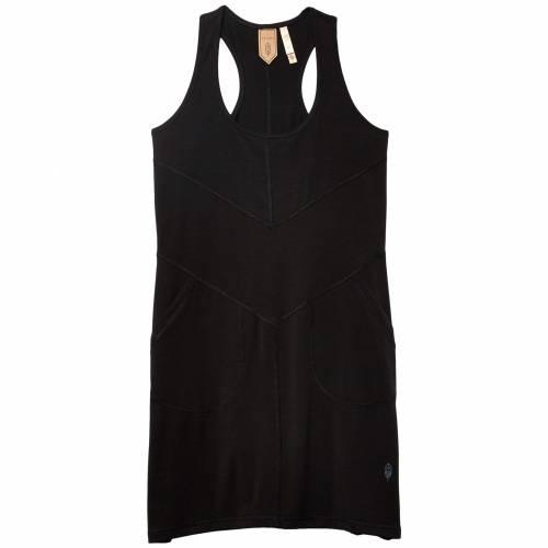 INDYGENA 黒 ブラック 【 BLACK INDYGENA SUVO 】 レディースファッション ワンピース