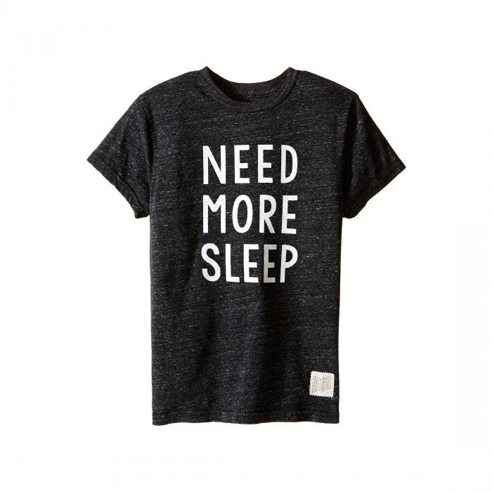 【海外限定】ショーツ ハーフパンツ スリーブ Tシャツ マタニティ カットソー 【 SLEEVE NEED MORE SLEEP SHORT TRIBLEND TEE BIG KIDS 】