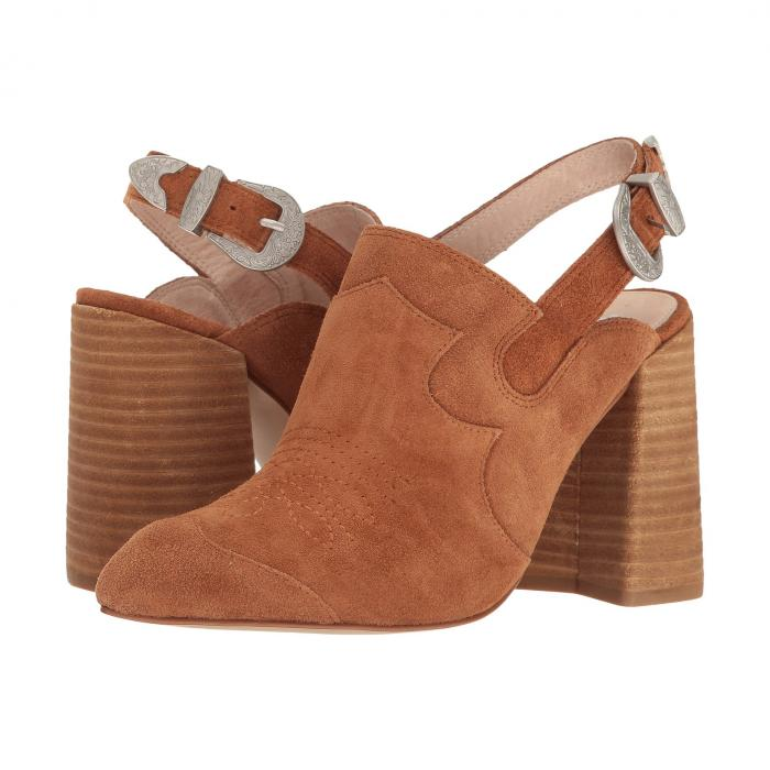 SHELLYS LONDON スエード スウェード 【 SHELLYS LONDON DONNA MULE TAN SUEDE 】