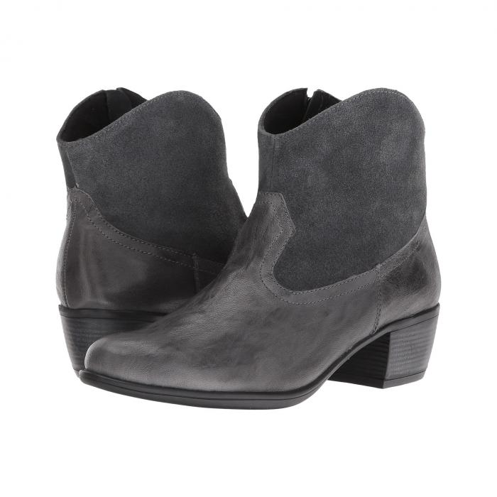 MUNRO レディース 【 Laramie 】 Grey Leather/suede