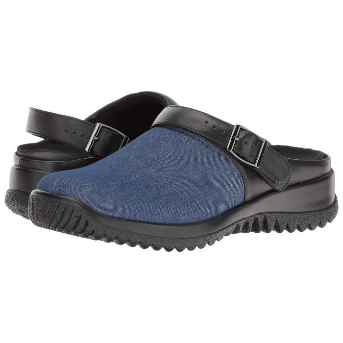【海外限定】レディース靴 ミュール 【 SAVANNAH 】