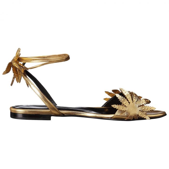 【海外限定】靴 レディース靴 【 LEAFEETIA FLAT 】