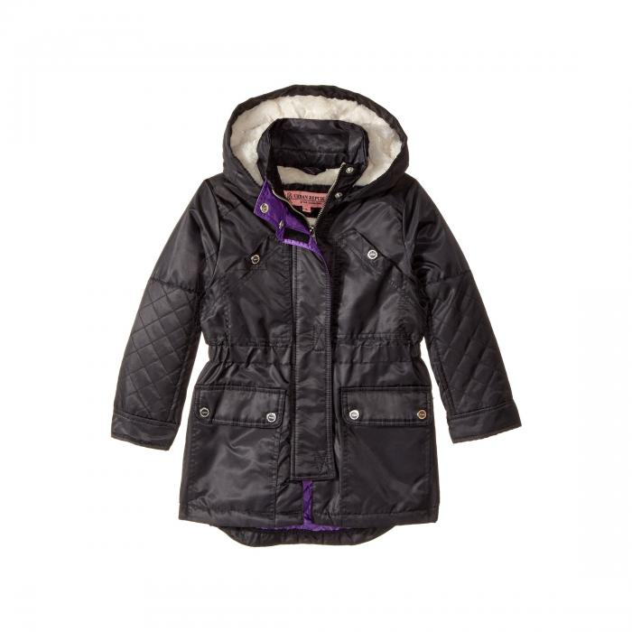 【海外限定】ベビー ジャケット 【 POLYTWILL ANORAK WITH QUILTED LINING LITTLE KIDS BIG 】
