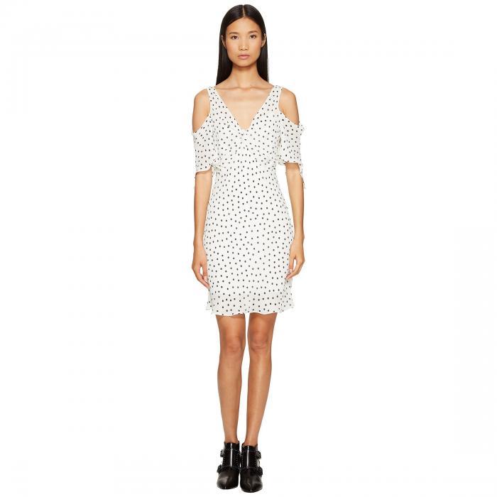 【海外限定】ドレス レディースファッション ワンピース 【 DROPPED SHOULDER DRESS 】