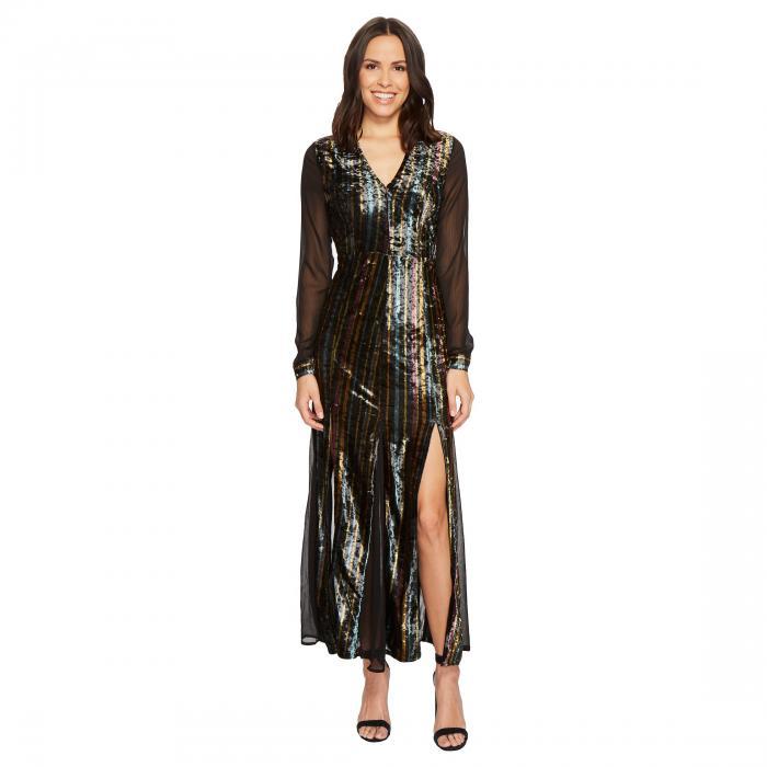 【海外限定】ドレス レディースファッション ワンピース 【 VELVET DRESS 】【送料無料】