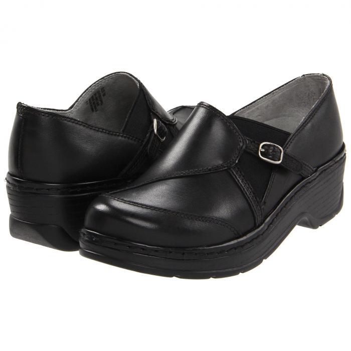 【★スーパーセール中★ 6/11深夜2時迄】KLOGS FOOTWEAR レディース 【 Camd 】 Black Smooth