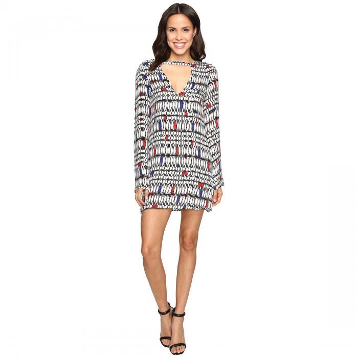 STONE COLD FOX ドレス レディースファッション ワンピース レディース 【 Romee Dress 】 Kloss Print