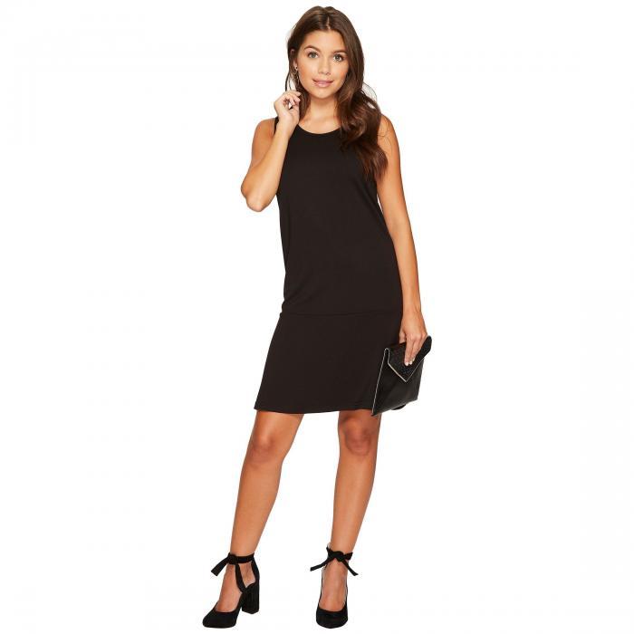 【海外限定】ドレス ワンピース レディースファッション 【 PONTE DROPWAIST DRESS 】【送料無料】